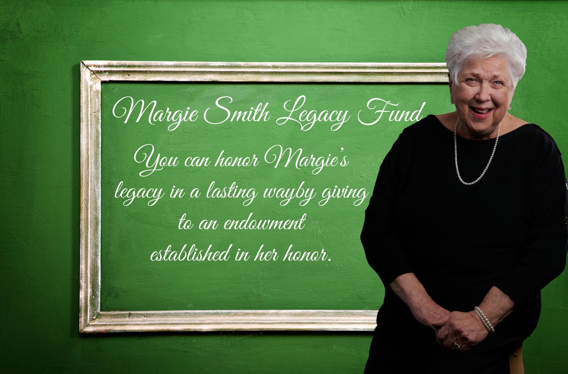 Margie Smith Legacy Photo