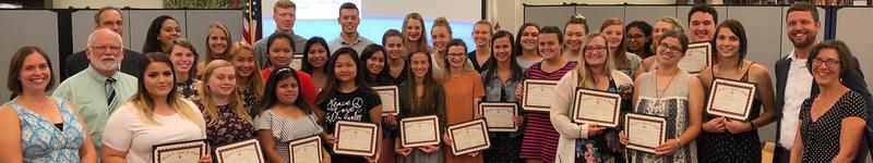 Austin Scholars 2018