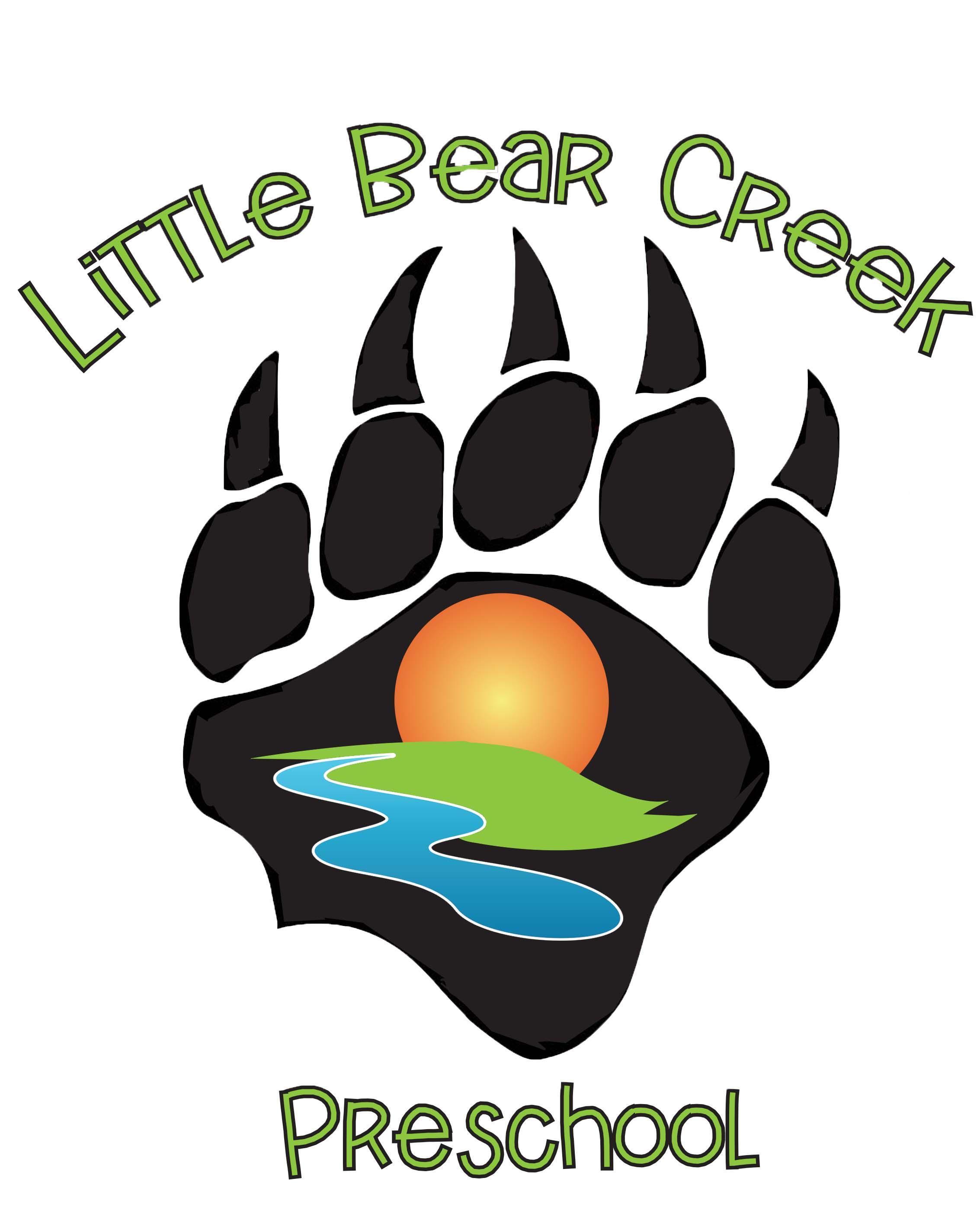 Little Bear Creek preschool LOGO