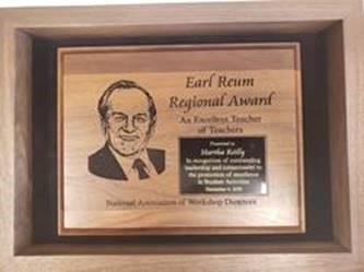 Earl Reum Award Image
