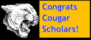 cougar with congrats