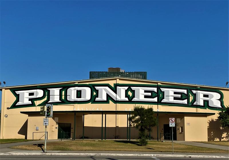 Pioneer High