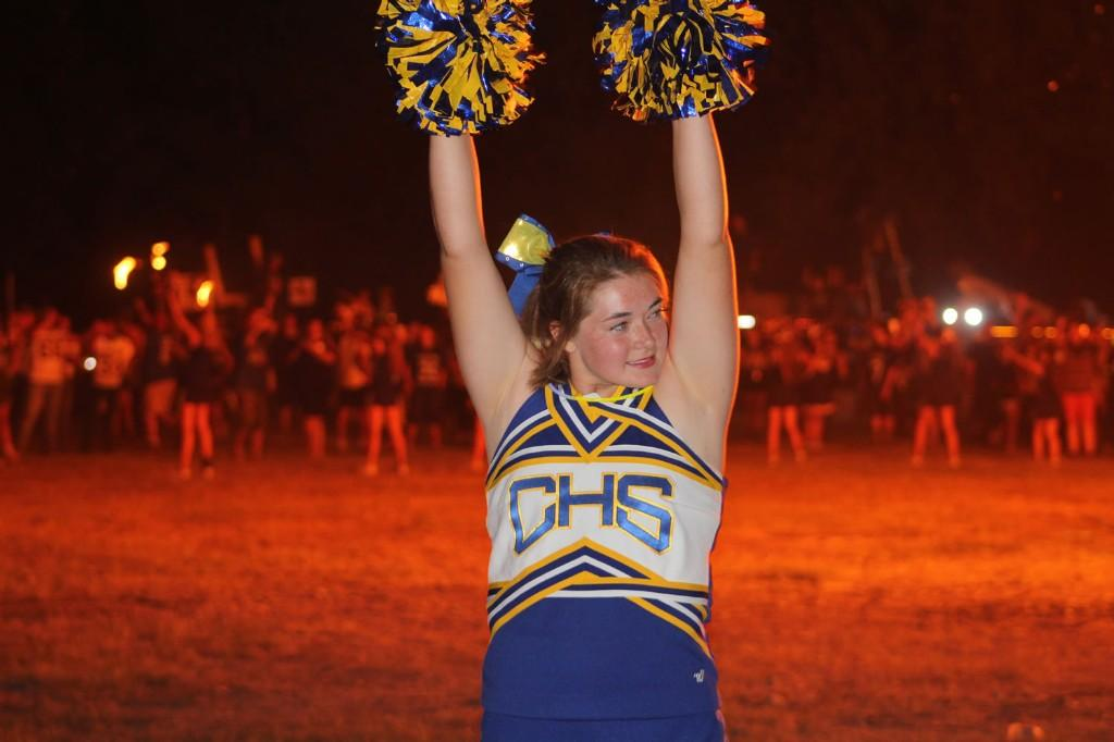 CHS Cheerleader