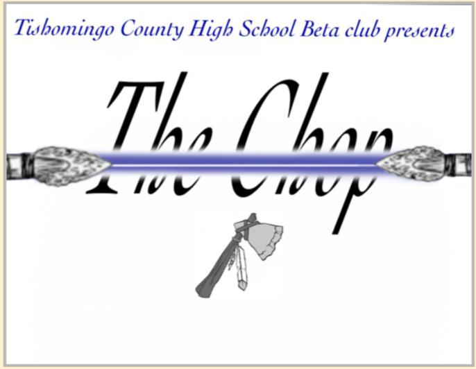 Literary Magazine The Chop
