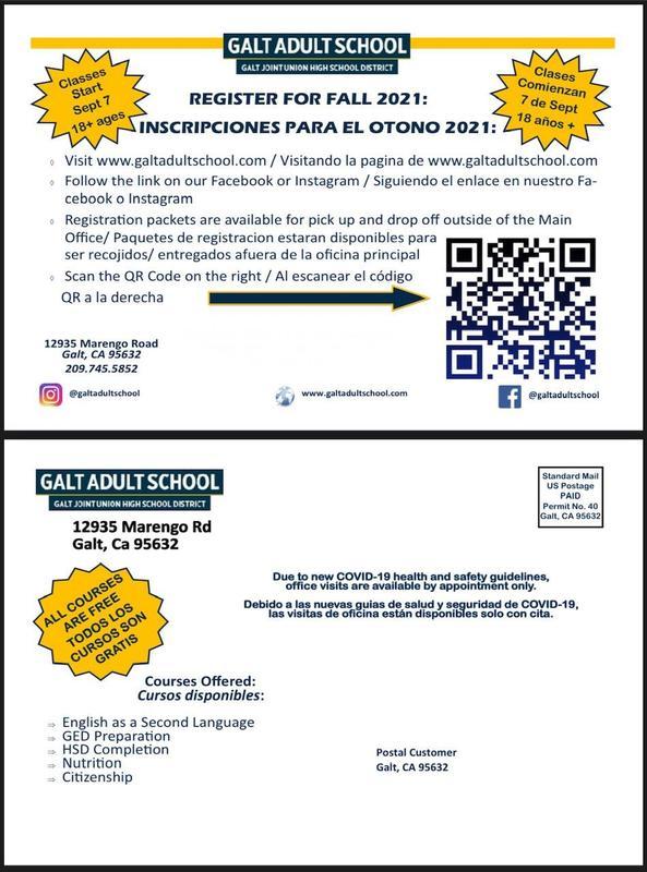 Registration / Inscripciones Thumbnail Image