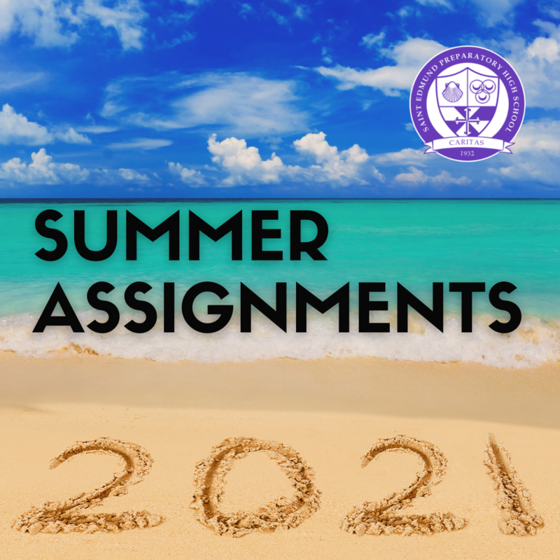 Summer Assignments Featured Photo