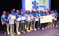 The WSISD Education Foundation awarded nearly $14,000 in grants to our educators to kickoff the school year.