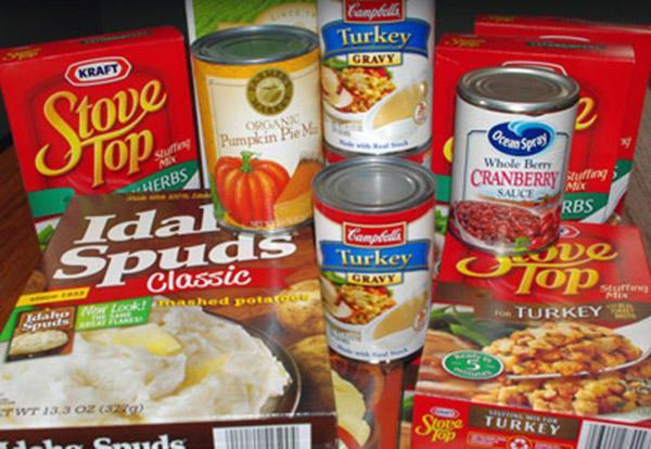 I.H.S. Canned Food Drive - 11/5-11/14 Thumbnail Image