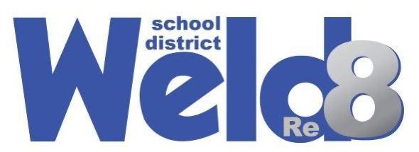 Weld Re-8 Logo