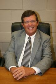 Picture of Mr. Gary Aytes, Roane County Schools Director of Schools