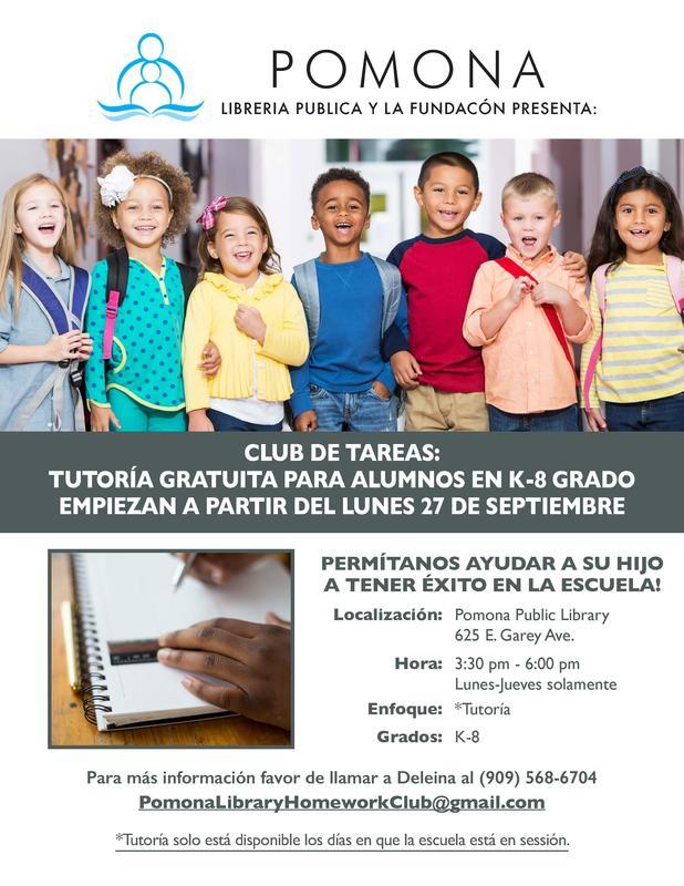 Free tutoring SPN