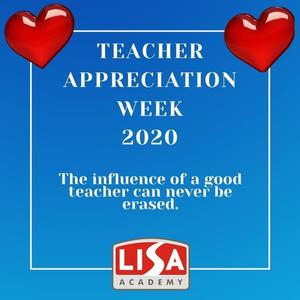 Graphic - Teacher Appreciation Week