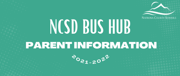 NCSD Bus Hub Helpful Tips For Families