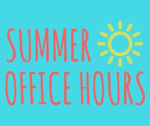 MSTMA Summer Hours and Important Updates/ Horarios de verano de MSTMA y actualizaciones importantes Featured Photo