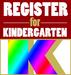 kindergarten reg
