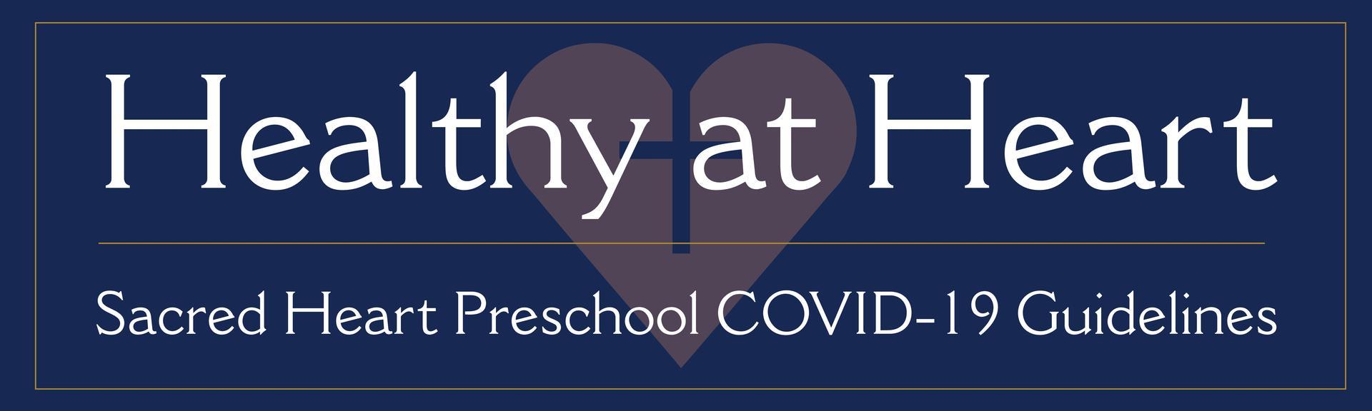 Sacred-Heart-Preschool-covid-guidelines