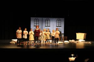B-L Elementary School students left audience members smiling from ear to ear on Saturday, May 18th as they performed the Broadway musical Annie Jr. for crowds at the Lexington County School District Three Fine Arts Center.