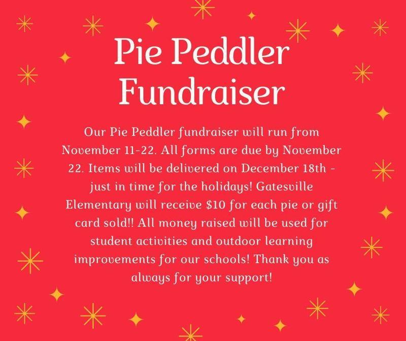 Pie Peddler Fundaiser Featured Photo