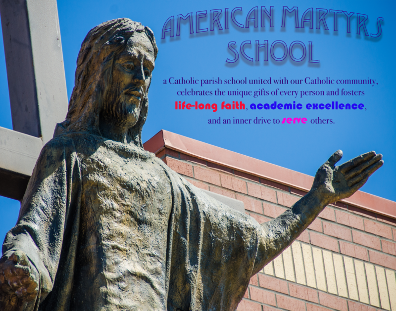 The Mission of American Martyrs School Featured Photo