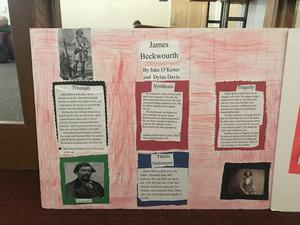 Colorado History Day Project