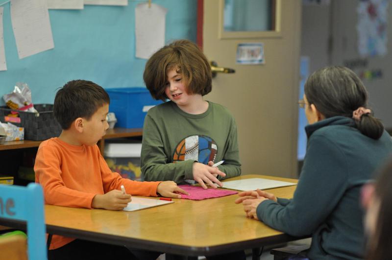 Grades 3/4 Math Class Featured Photo