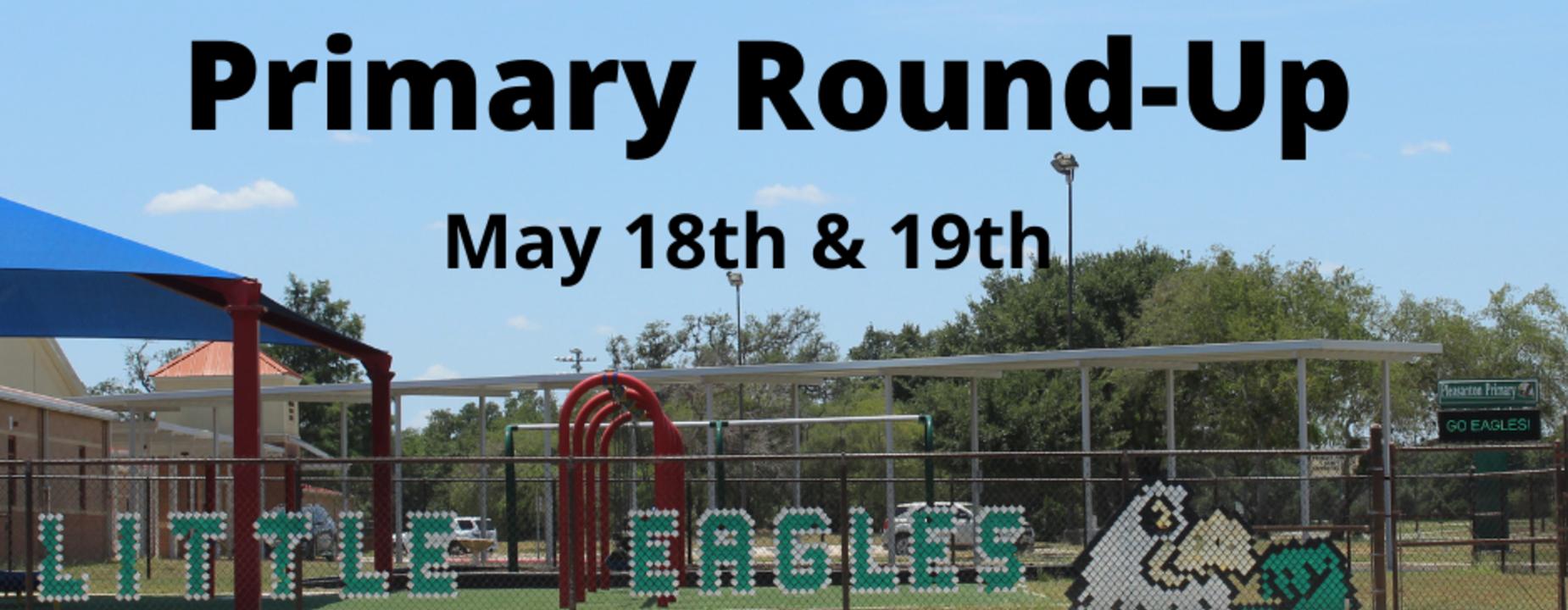 Primary Roundup