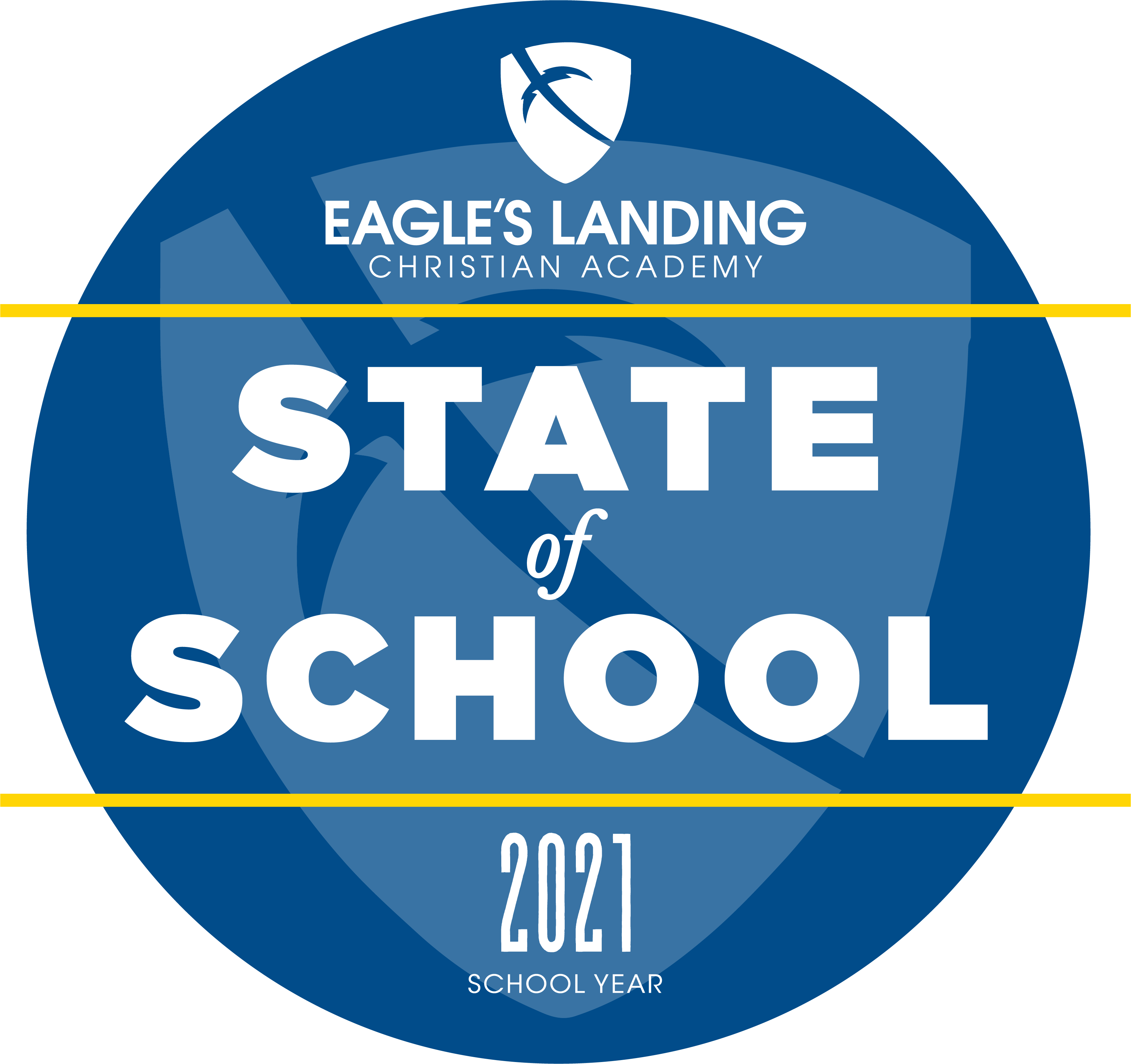 2021 State of School Address Image