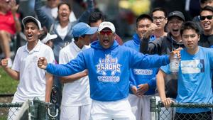 FVHS Tennis Champions. Photo by OC Register.