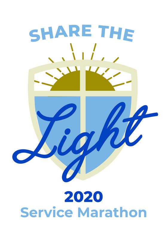 Share the Light - 2020 Service Marathon Featured Photo