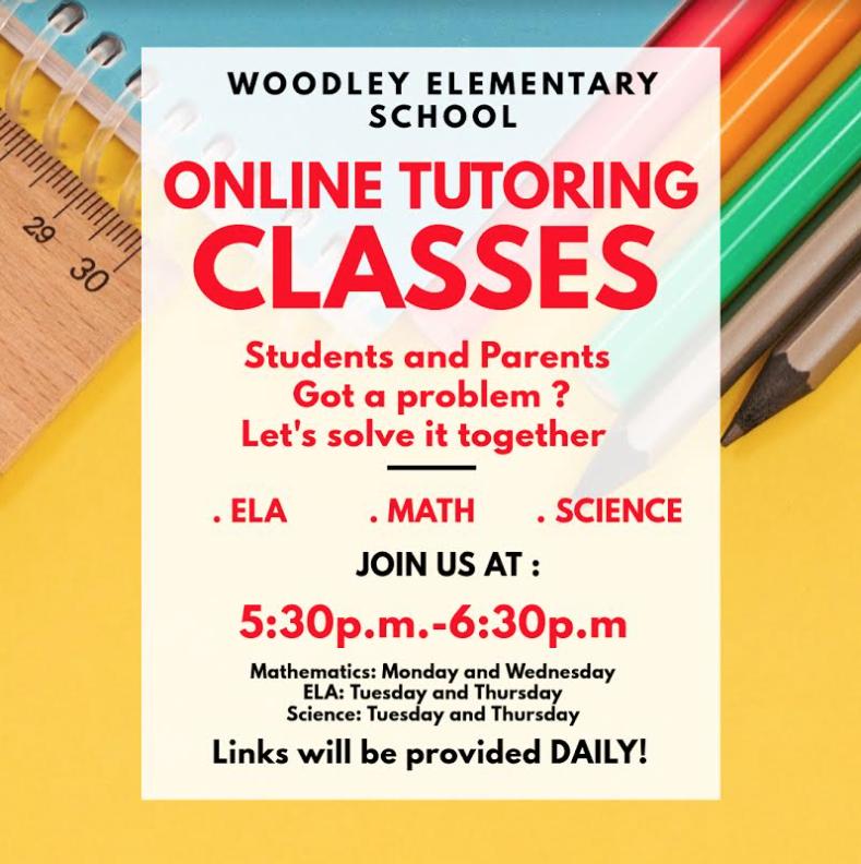 Online Tutoring Classes Featured Photo