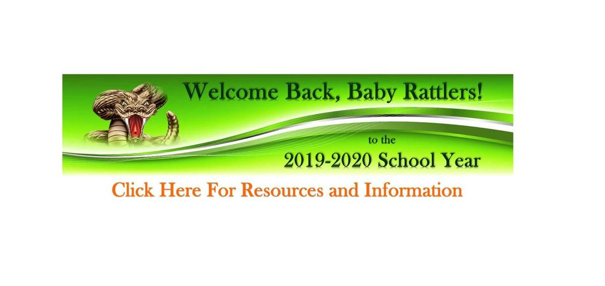 Back to school resources link