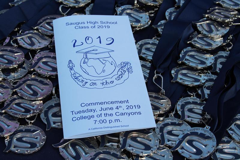 Saugus Graduation image