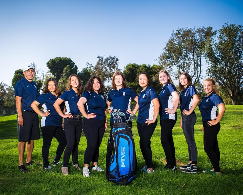 Girls Golf are League Champs! Featured Photo