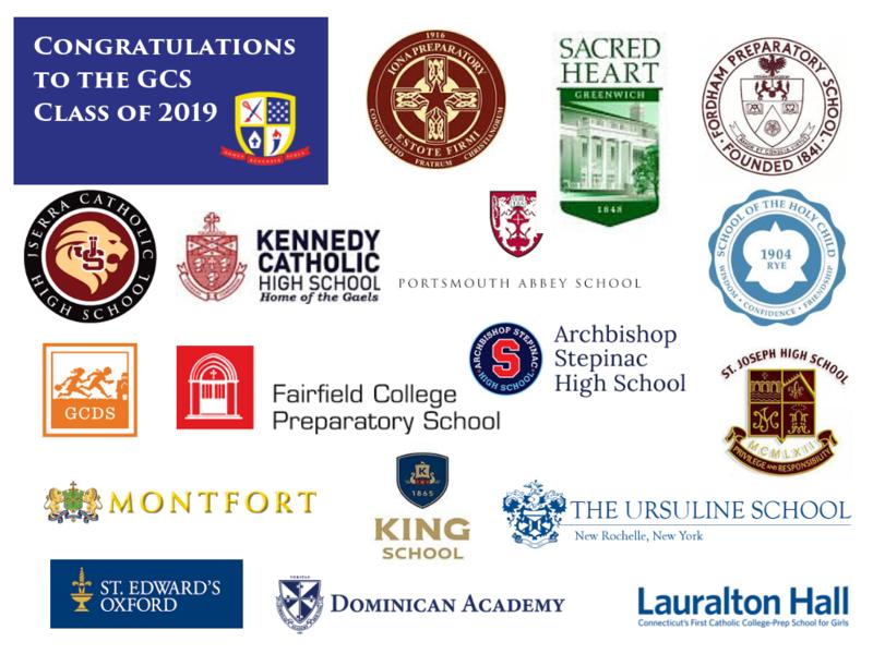 Class of 2019 Matriculation Thumbnail Image