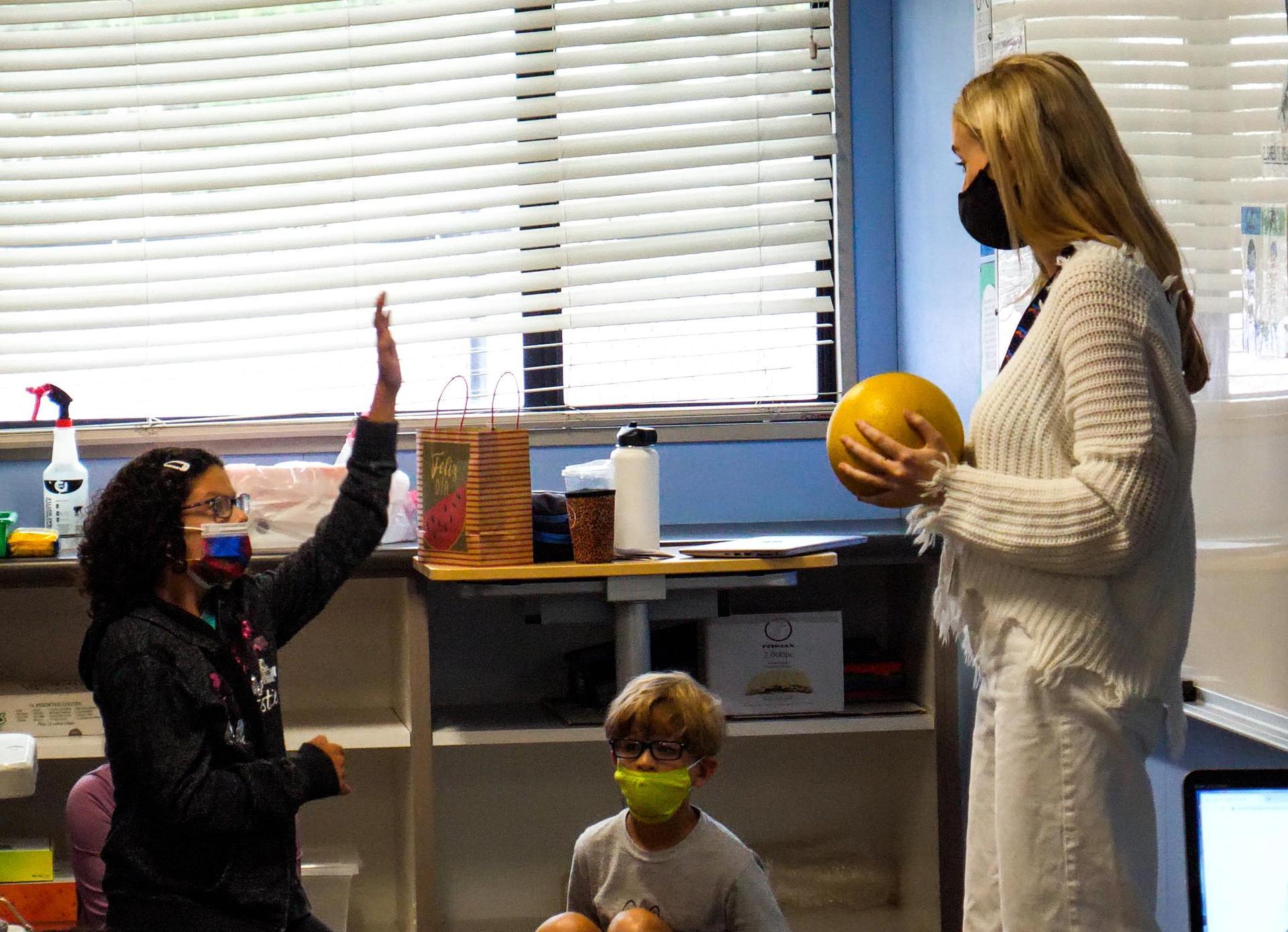 REACH Classroom