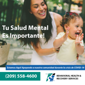 MOTHER AND DAUTHER AD FOR MENTAL HEALTH SPANISH