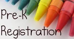 Pre-K Registration Begins June 21st! Thumbnail Image