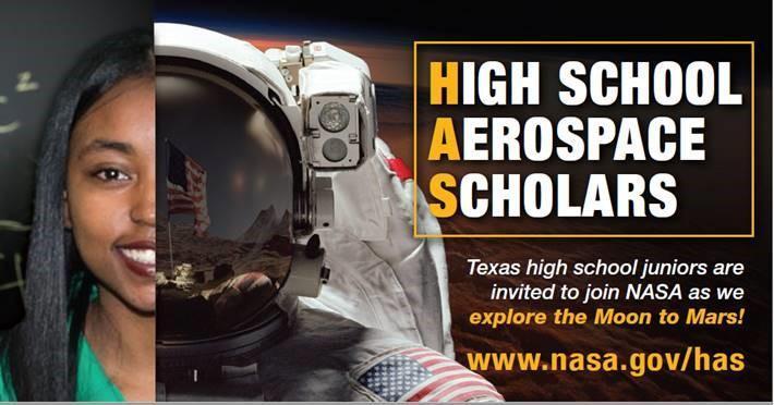 NASA High School Aerospace Scholars Featured Photo