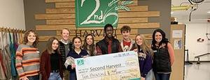 2nd Harvest Food donation