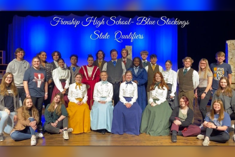 FHS One Act Play Advances to State!
