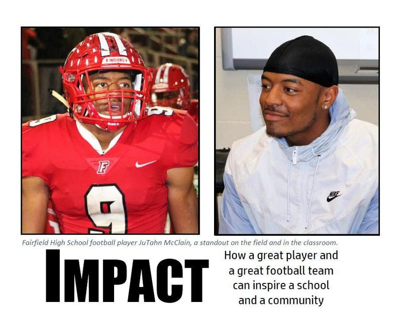 IMPACT - How a Great Player & a Great Football Team Can Inspire a School & Community Featured Photo