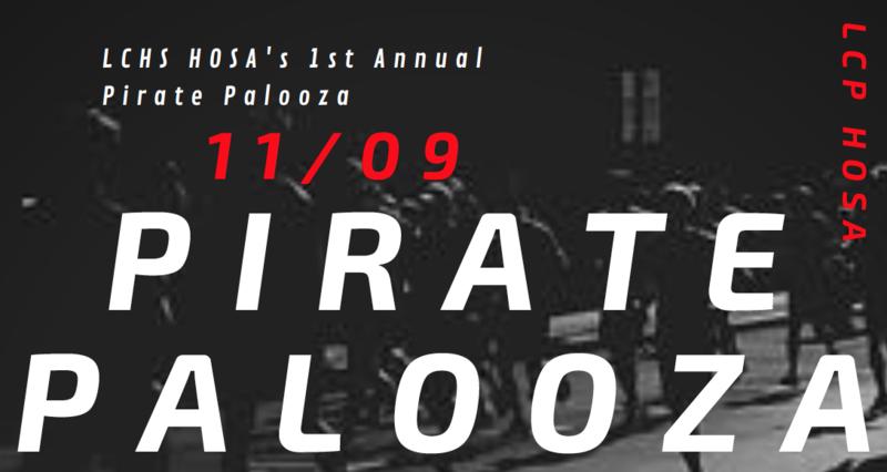 Pirate Palooza Fun Run Saturday, November 9 Thumbnail Image