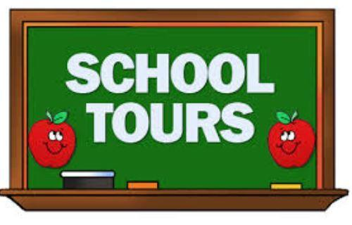 School tour graphic
