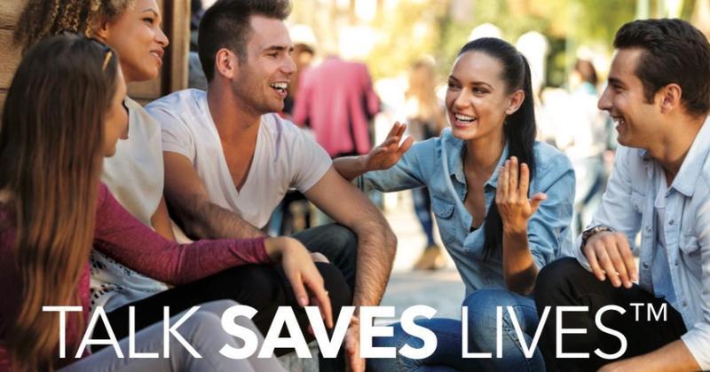 Talk Saves Lives
