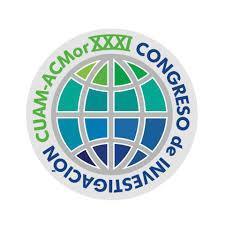 Logotipo encuentro de investigación cuam méxico