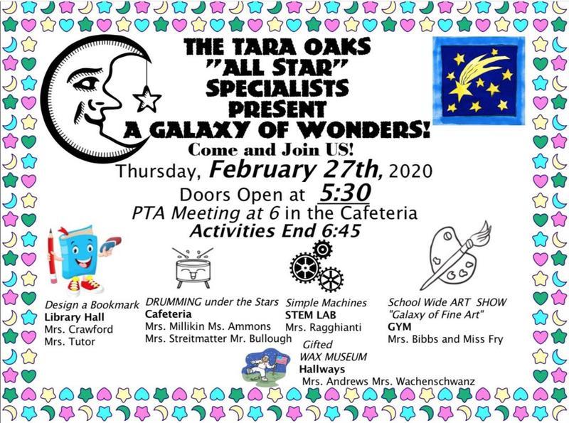 Tara Oaks Specialists present