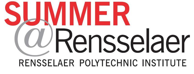 Summer Program at Rensselaer Polytechnic Institute