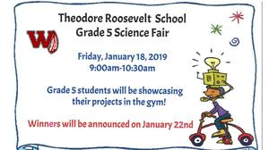 5th Grade Science Fair