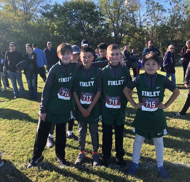 7th grade boys cross country