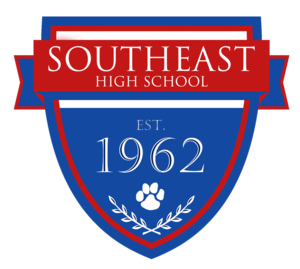 Southeast High School Shield